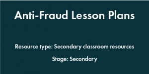 Anti-Fraud Lesson Plans