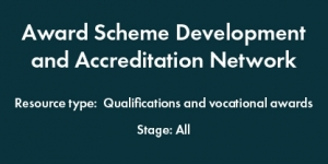 Award Scheme Development Network