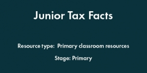 Junior Tax Facts
