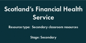 Scotland's Financial Health Service