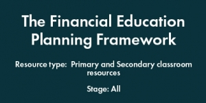 Financial Education Planning Framework