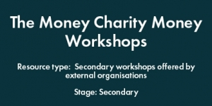 The Money Charity Money Workshops