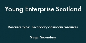 Young Enterprise Scotland - Secondary