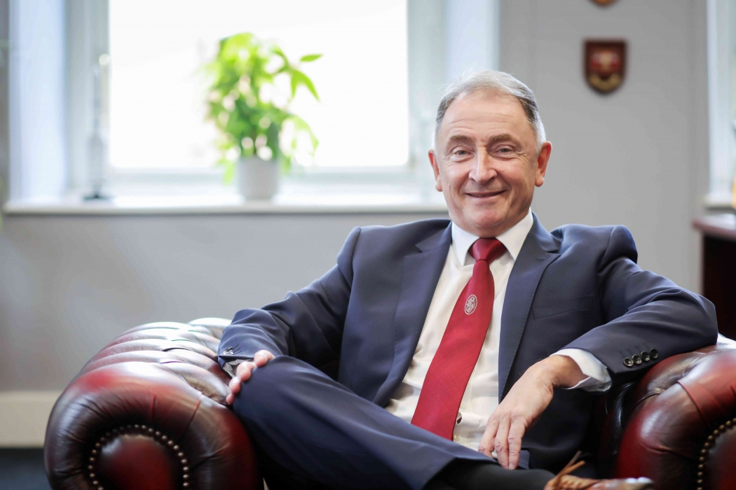Professor Sir Jim McDonald