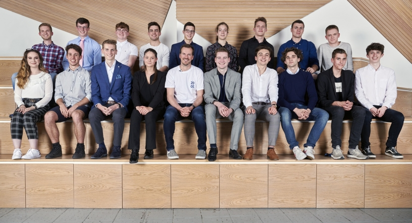 TransferWise 20 Under 20, Class of 2019