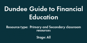 Dundee Guide to Financial Education