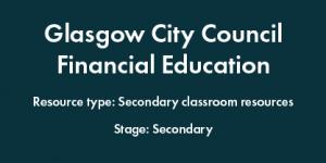 Glasgow City Council Financial Education
