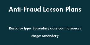 Anti-Fraud Lesson Plans