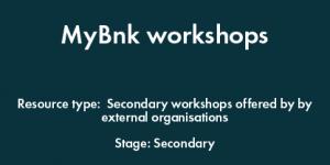 MyBnk workshops
