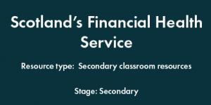 Scotland's Financial Health Service