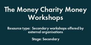 The Money Charity Money Workshops