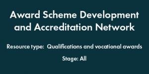 Award Scheme Development Network